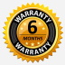 6 month warranty small
