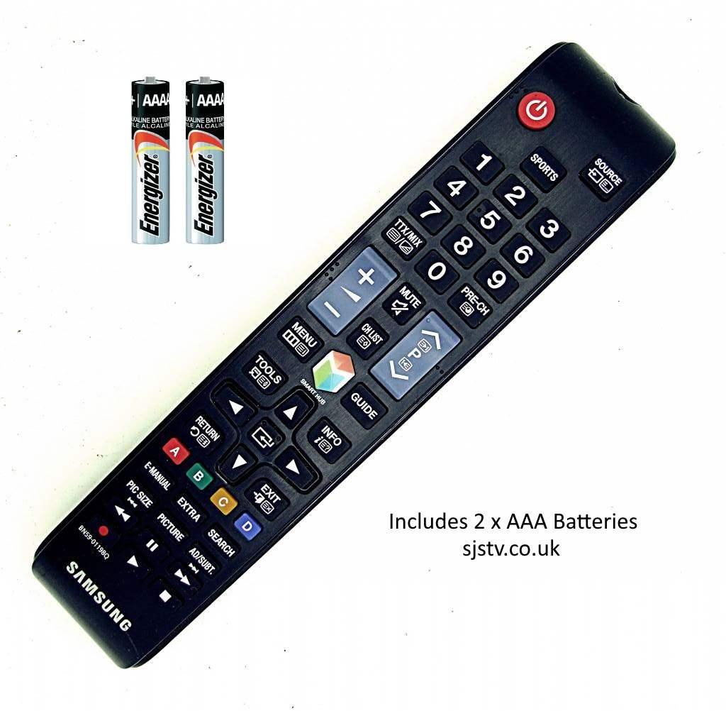 Remote Controls : BN59-01198Q Genuine New Original Samsung
